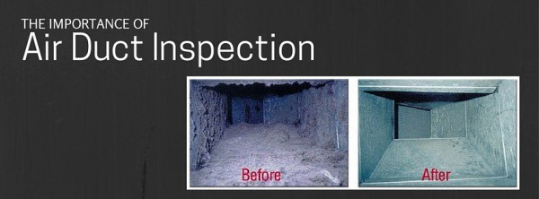 Importance of Air Duct Inspection